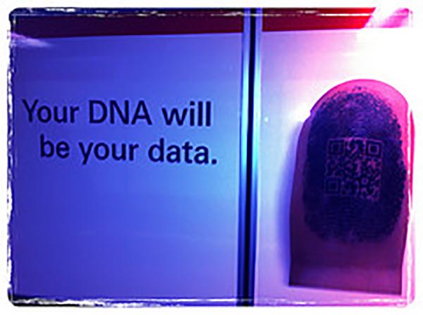 Bezwaar DNA afname